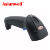 Wired handheld mobil pos barcode machine CMOS usb qr code scanner