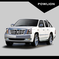 Powlion P60 4x2 Gasoline pickup