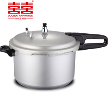 French Polished aluminum alloy pressure cooker