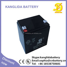 The High Power Sealed Electric Scale Battery 12v4.5ah Power Battery solar system