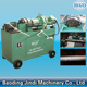 construction equipment hot sale automation steel rod threading machine