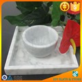 Natural marble heat resistant bowl/heat proof bowl