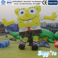 Sponge Bob Inflatable Toy Cartoon Advertising Inflatables on Sale