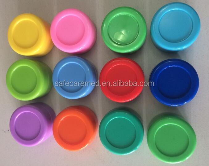 silicone jars dab wax container silicone oil wax jars