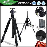 Sinno Brand accept OEM high quality photography accessory camera cradle lightweight type traveling tripod