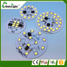 Hot sale !7w 9w 12w LED module AC 220V driverless LED PCB Board for bulb light replacement