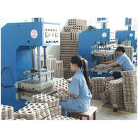 China made Waste paper recycling small paper egg tray machine