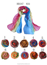 instant hijab georgette print scarf scarf HD247 831 shawl and scarves supplier