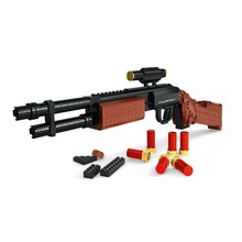 M870 bricks gun 527 pcs wholesale building blocks toys for boys