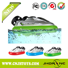 Best Selling Toys 2017 Mini RC Inflatable Boat Hovercraft for Sale