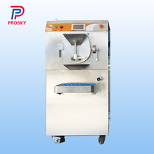 Continuous Icecream Production Freezer Machine