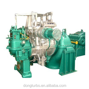 Dongturbo high speed air-cooling condensing small steam turbine