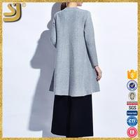 Shangyi high end clothing, custom knitted sweaters, acrylic chenille cardigan sweaters