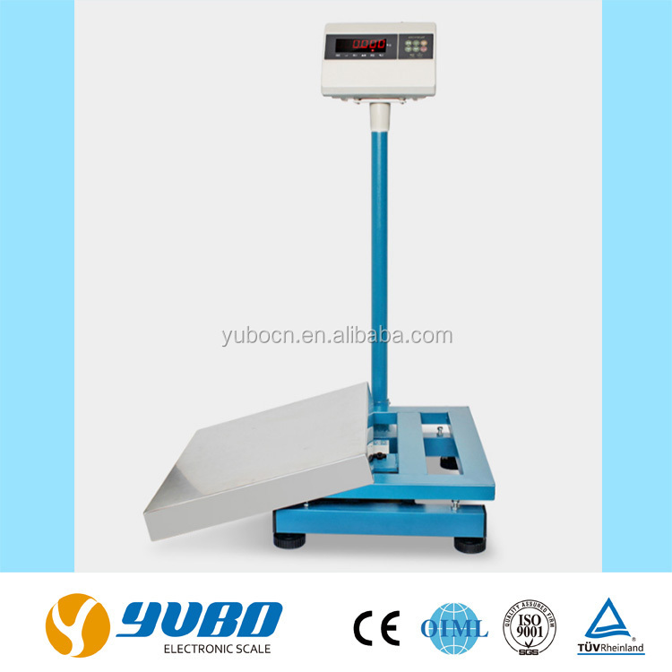 600kg industry tcs electronic platform scale