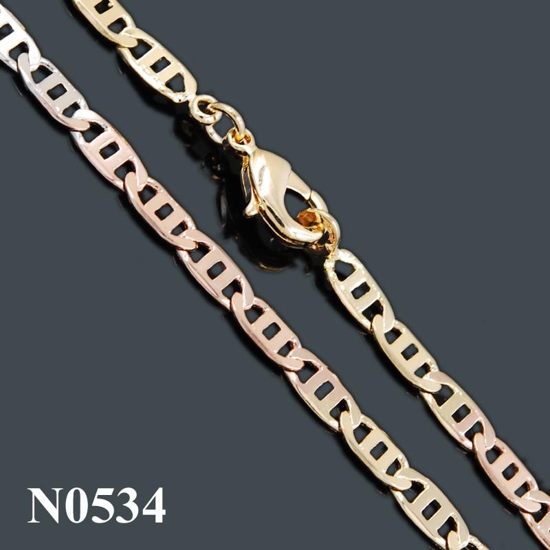 Bijoux Fantaisie Jewelry : Wholesale gold neck chains buy best