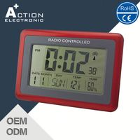 Rohs Certified Quick Lead Alram Rugby Clock With Chinese Numbers
