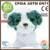 OEM customized stuffed toy plush poodle dog toy as your drawing