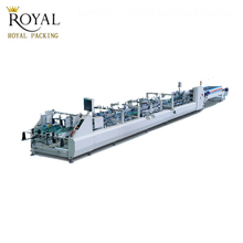 High Speed fully automatic envelope folding and gluing machine