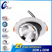Aluminum Wireless Ceiling Fitting Price Led Downlight 10W