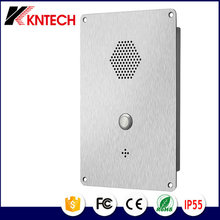 China High quality KNZD-09 One button hands free elevator emergency call waterproof telephone
