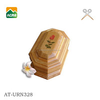 high quality chinese antique wooden urn