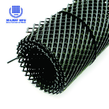 High Quality HDPE Pipeline Extruded Mesh