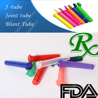 Doob Plastic Cigar pre rolled paper cones tubes Container Vial
