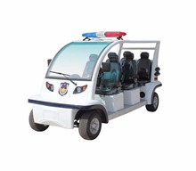 6 seats patrolling cart high quality electric patrolling vehicle