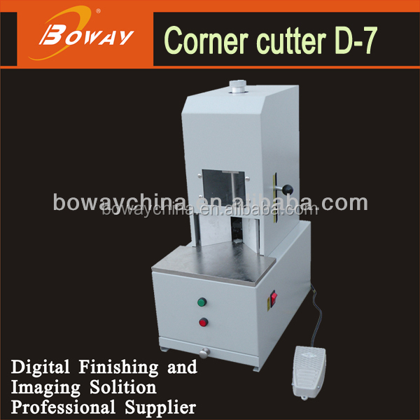 China No.1 Boway D-7 Circular Corner Paper Cutter