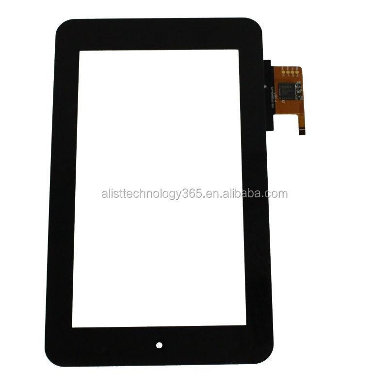 For OEM HP Slate 7 Tablet Front Outer Top Glass Digitizer Touch Screen