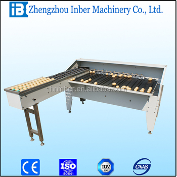 Best sale automatic chicken egg grading machine for sale
