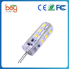 g4 led 1.5w/3w/5w warm/pure white 12v warm white smd3104 led car light bulb light g4 led g4 dimmable light