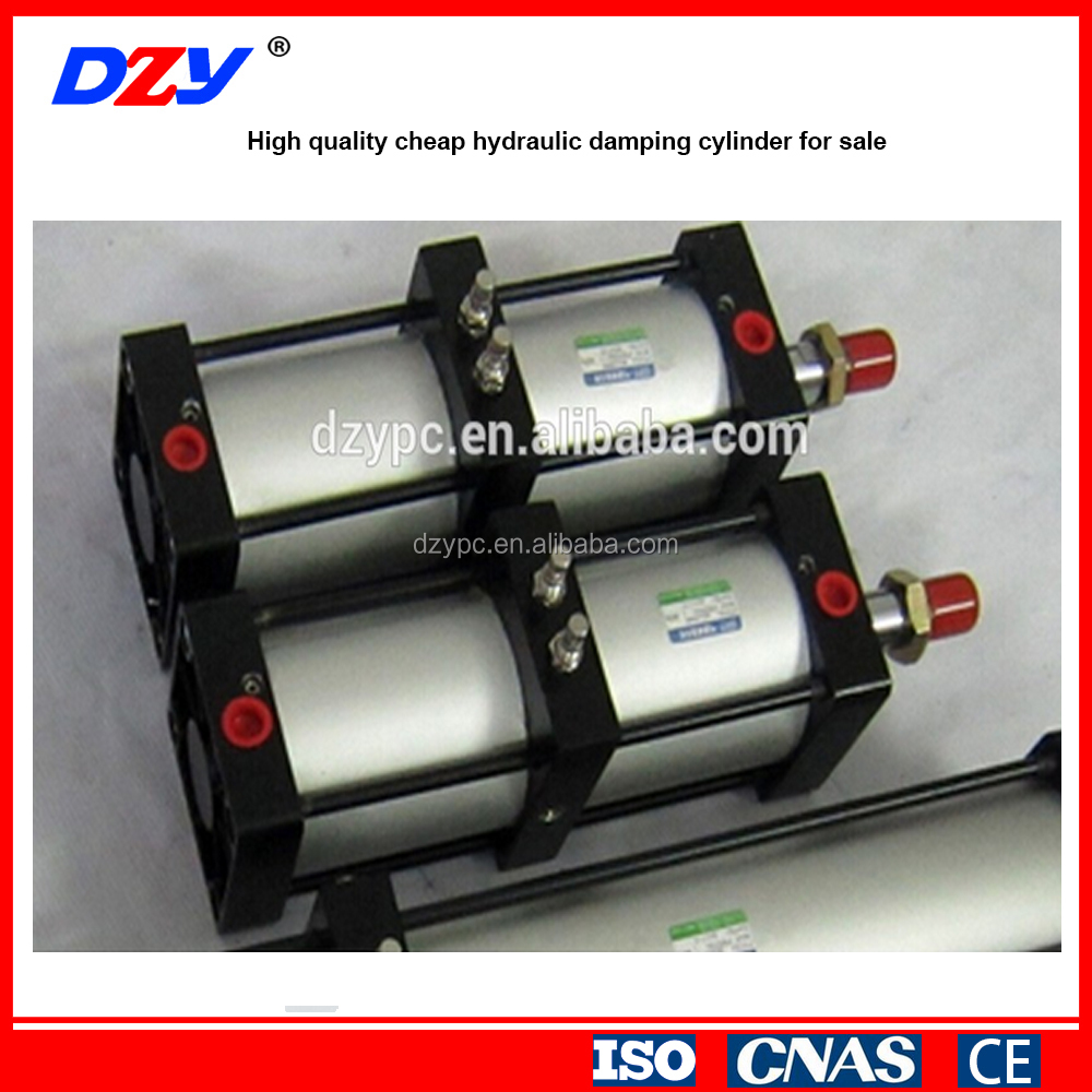 High quality cheap hydraulic damping cylinder for sale