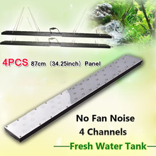 180cm 360cm led freshwater fish led lighting aquarium light red and green cool white