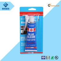 China factory high temp resist neutral curing silicone adhesive RTV silicone gasket maker