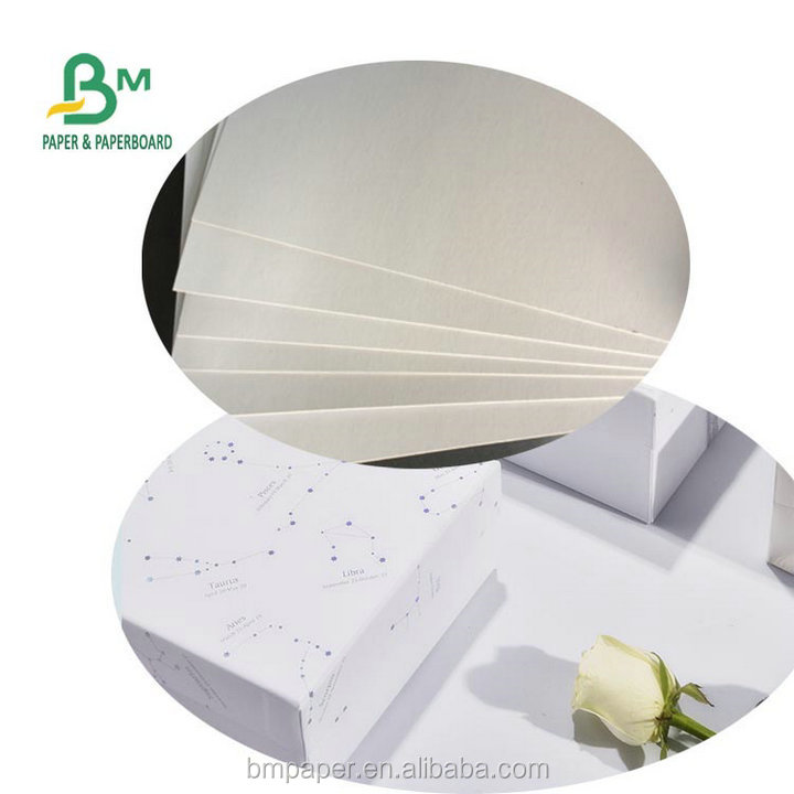 Different size of  double side coated glossy art paper for making gift packing