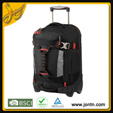 high quality guangzhou luggage polo classic travel bag