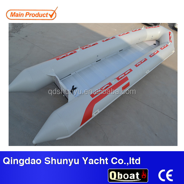 30 Persons Cheap Large Military Inflatable Boat for sale!