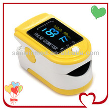 Dual color OLED display CE & FDA approved Portable handheld neonatal pulse oximeter ( SW 50D)