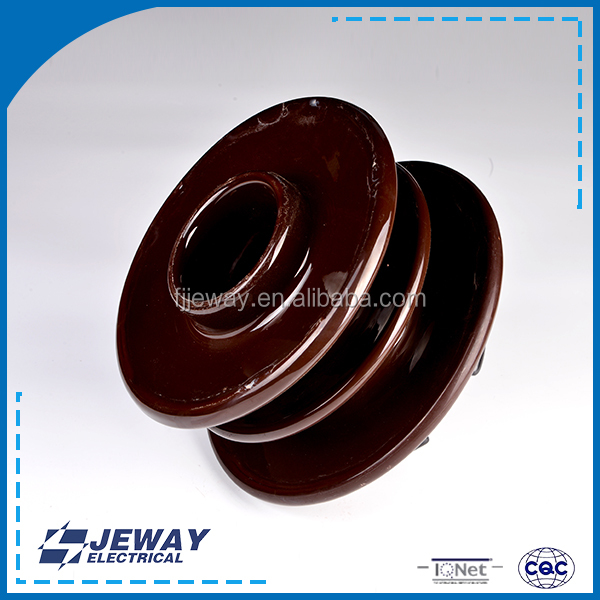 56-2 New products porcelain electrical high voltage CE certificate silicone ceramica isolators