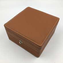Luxury wooden chocolate special paper watch packaging box