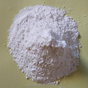 China Factory Supply Sodium Aluminum Fluoride As Optical Coating Materials With High Quality and Low Price