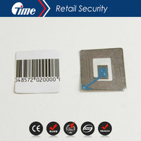 EAS cosmetic label sticker 8.2MHz RF paper stick soft tag for cosmetic ONTIME RL4609