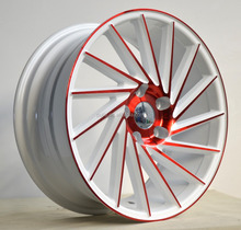 Auto Part Concave Alloy Wheel for Racing Car