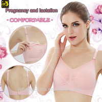 2017 Latest Design Bra Adjustable Underwear Breast Feeding Nursing Underwired Bras C16