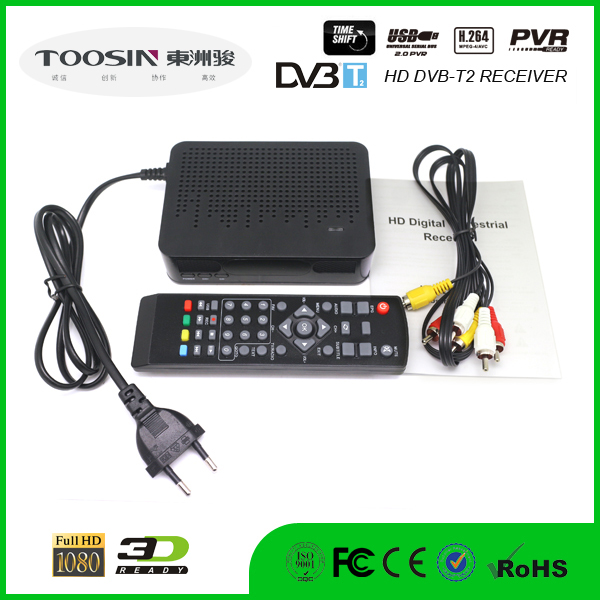 MSTAR MSD7T01 Implant Full HD Media Player For DVB-T2 K3 HD TV Satellite Receiver Set Top Box