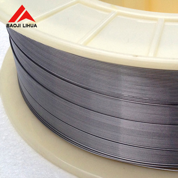 New Arrival 0.5mm AWS A 5.16 Gr2 Pure Titanium Welding Wire Best Price