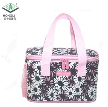 Custom Design Polyester Picnic Insulated Lunch Cooler Bag