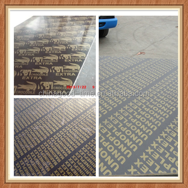 hot sale low price WBP 15mm film faced plywood