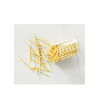 Disposable factory direct supply high quality buy bulk designer wooden toothpicks for sale